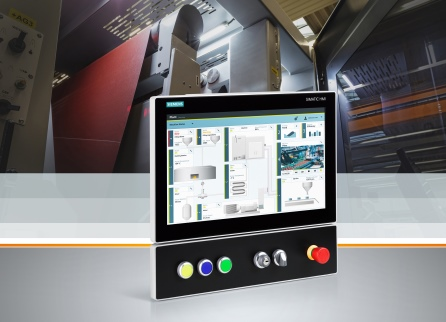 Siemens plc (Industry Sector) - All-round IP65-protected Panel and