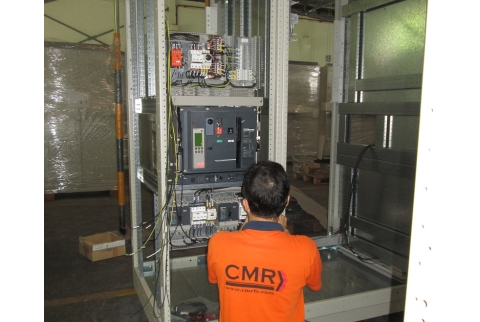 New BMS control for Philippines Pharma