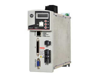 Rockwell Automation - EtherNet/IP-Enabled Servo Drive Simplifies