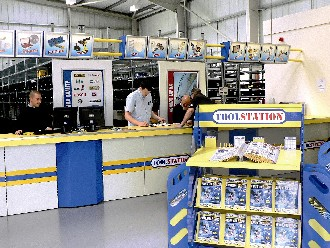 Toolstation Ltd - Travis Perkins in Deal with Toolstation  Toolstation.com