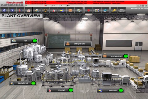 Rockwell Automation Latest Factorytalk View Software