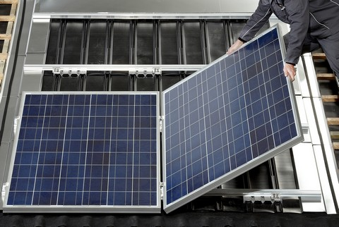 Segen Now Stocking Renusol Solar Mounting Systems