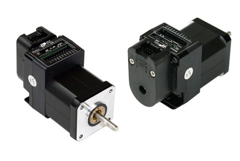 Mclennan servo supplies integrated microstepping motors for Low cost stepper motor